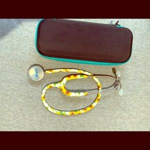 Other - MDF Stethoscope with Case